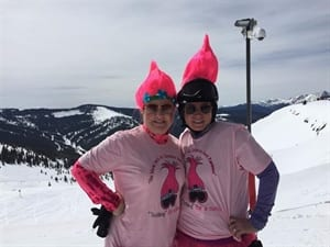 Trolling For a Cure – Pink Vail 2017