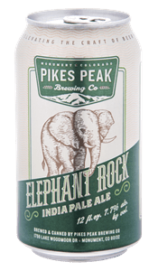 Elephant Rock IPA, 6pk cans, $8.99