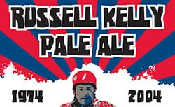 Russell Kelly Pale Ale Telluride Brewing CO