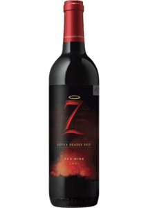 Seven Deadly Red 2015, $13.99, normally $17.99