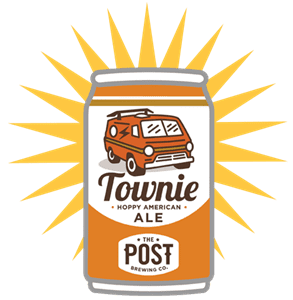 Townie Ale by Post Brewing Co