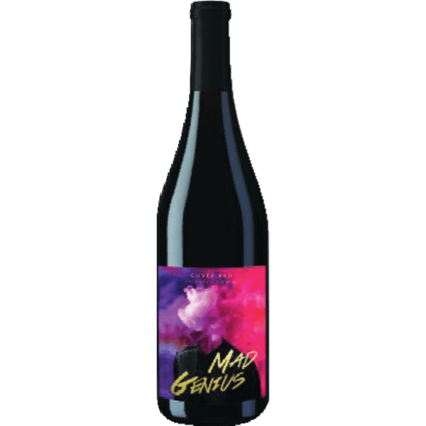 Mad Genius California Red, $11.99