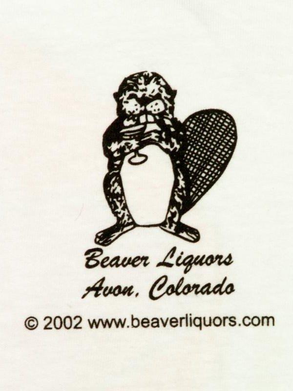Beaver Liquors Lips Tank Top