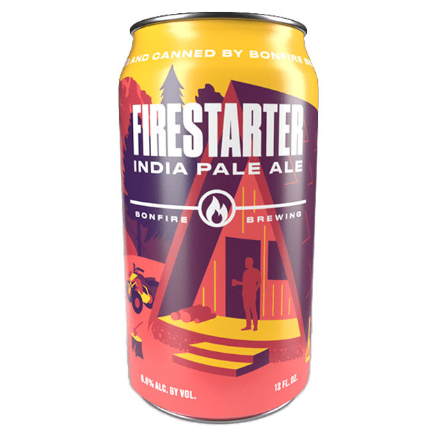 Bonfire Brewing Firestarter India Pale Ale on SALE!
