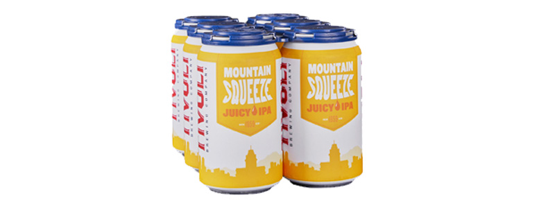 Tivoli Mountain Squeeze Juicy IPA