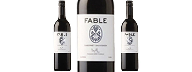 2017 Fable California Cabernet