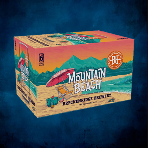 Breckenridge Brewery's Mountain Beach